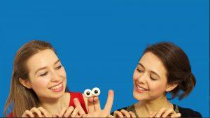 Uk&Puk Festival: Beth & Flo en Leo - Hands Up! 2+ @ Podium Hoge Woerd