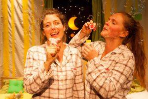 Uk&Puk Festival: Het Kleine Theater - Het Blauwe Billenmonster 3+ @ Podium Hoge Woerd