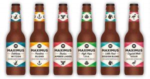Maximus-Brouwerij-bekent-kleur--lancering-nieuwe-uitstraling-en-nieuwe-bieren-op-fles
