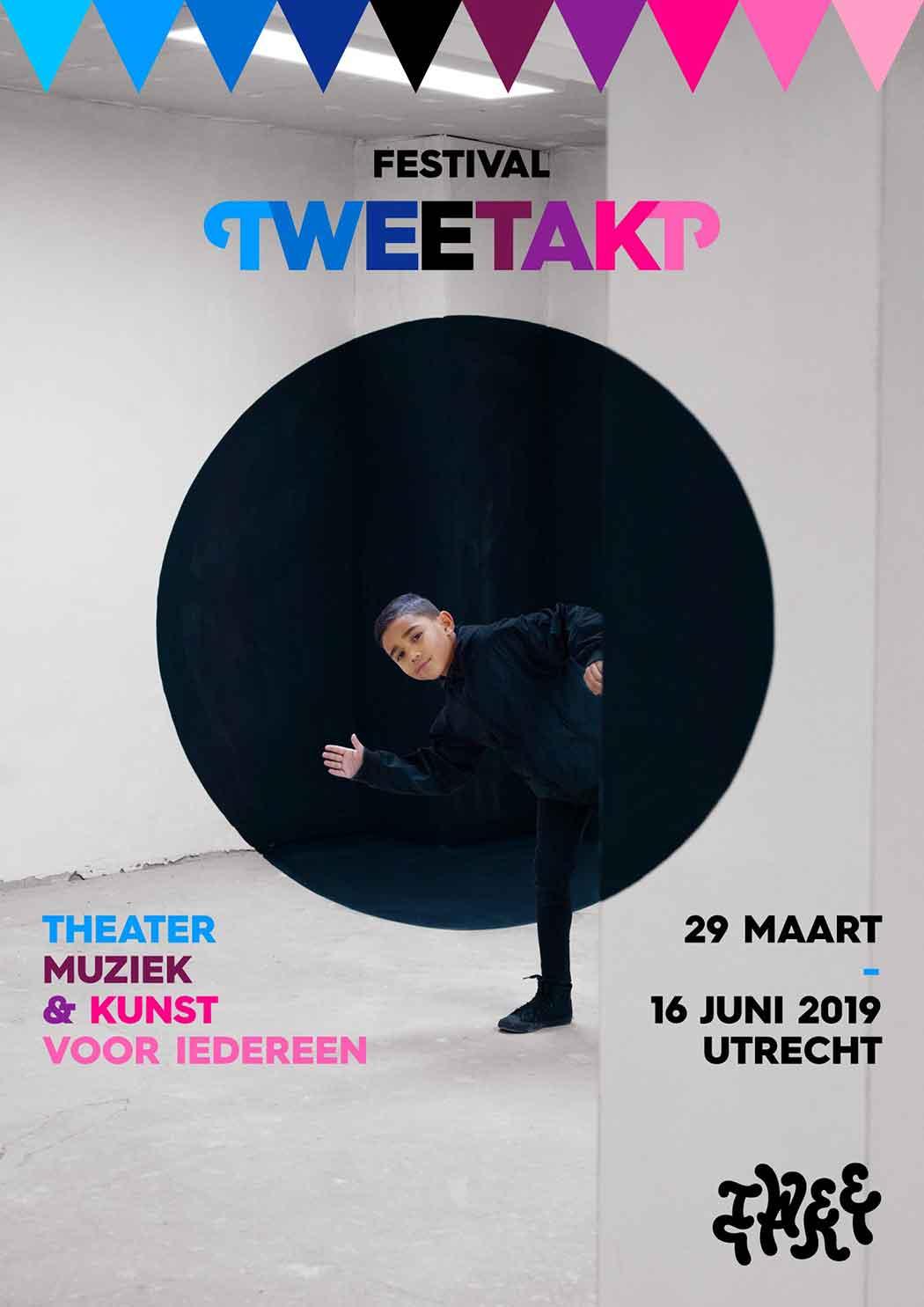 Tweetakt 2019 flyer