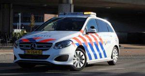 Politie mercedes Benz