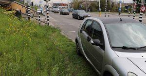 Aanrijding-tussen-auto-en-scooter-in-Leidsche-Rijn_foto_112mediautrecht