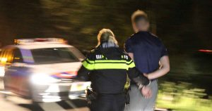 Scooterbestuurder-aangehouden-na-achtervolging-in-Montfoort_2_foto_112mediautrecht