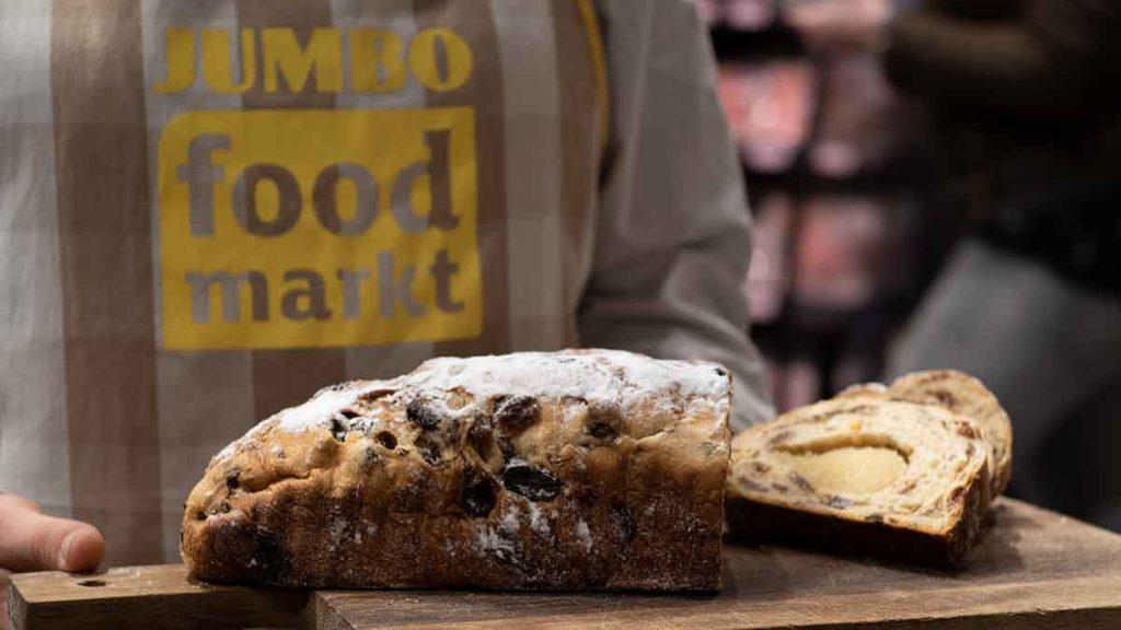 Jumbo Foodmarkt paastol | Foto: Joyce Pherai