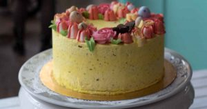 Ma Bella sprinkcake   Foto: Joyce Pherai