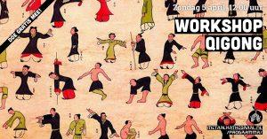 Workshop Qigong | doe gratis mee! @ Metaal Kathedraal