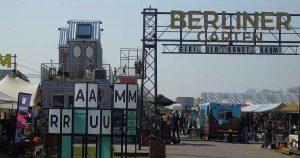 Berliner Garten op het Berlijnplein @ Berlijnplein