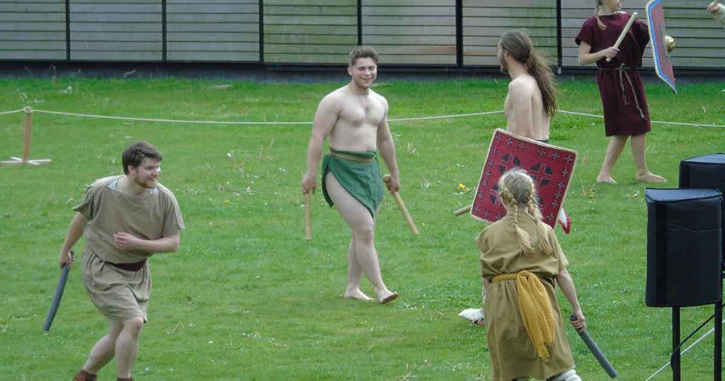 Romeinse Gladiatoren