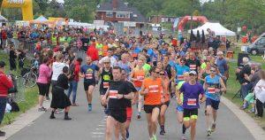 De Loop van Leidsche Rijn en Lint-Wurmpie Run @ evenementen-terrein Máximapark