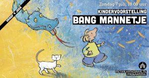 Kindervoorstelling Bang Mannetje (4+) @ Metaal Kathedraal