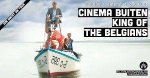 Cinema Buiten | King of the Belgians @ Metaal Kathedraal