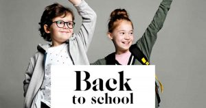 Back To School - Rijntje Winweken in Leidsche Rijn Centrum