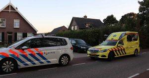 Wielrenners-geschept-door-auto-tijdens-proefrit-in-Utrecht_foto_112mediautrecht