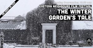 CineMekka x ENFF – The Winter Garden's Tale @ Metaal Kathedraal