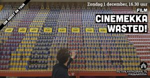 CineMekka - Wasted! The Story of Food Waste @ Metaal Kathedraal