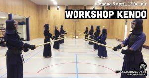 Workshop Kendo @ Metaal Kathedraal