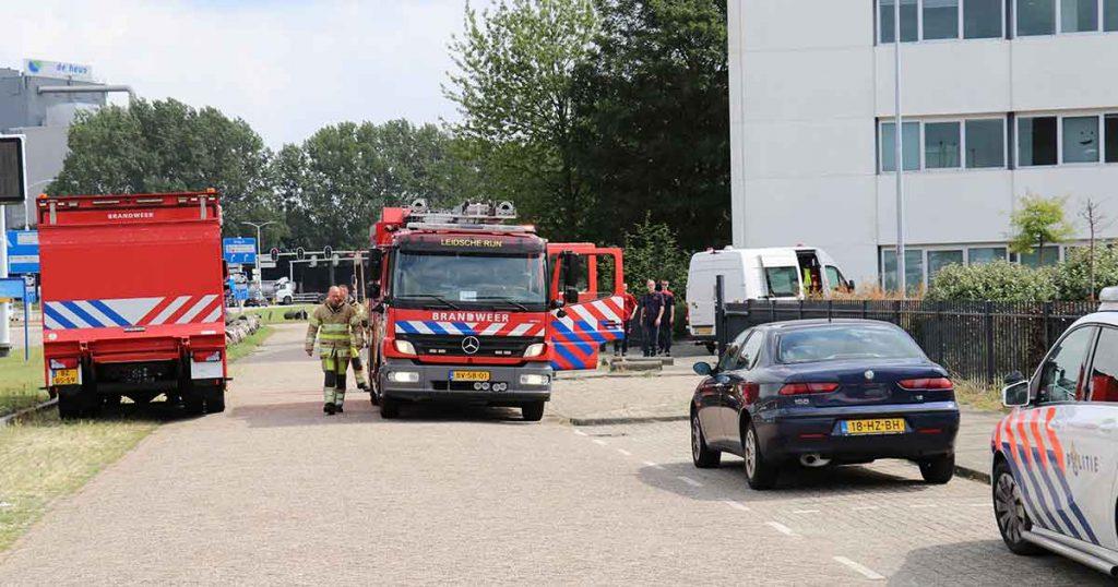 Gaslek-ontdekt-in-elektriciteitskast-op-Lage-Weide1_foto_112mediautrecht
