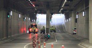 Stadsbaantunnel-afgesloten-wegens-ongeval_foto_112mediautrecht