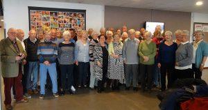 BCO feliciteert Antje en Michiel met hun 65 jarig huwelijk