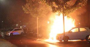 Drie-autos-beschadigd-na-autobrand-in-Leidsche-Rijn_foto_112mediautrecht