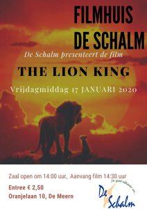 Filmmiddag voor de ouderen @ De Schalm