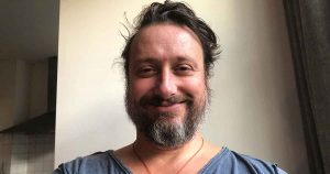 Theatermaker Luca Stappers