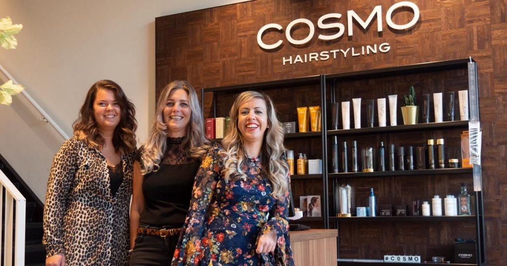 Cosmo Hairstyling Leidsche Rijn   Foto: Joyce Pherai