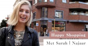 Happy Shopping met Sarah Rebecca in Leidsche Rijn Centrum