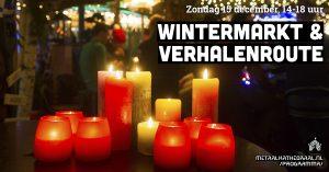 Warme Wintermarkt / Verhalenroute @ Metaal Kathedraal