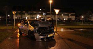 Aanrijding-tussen-twee-auto's-in-Vleuterweide_foto_112mediautrecht