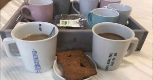 Gratis inloop met high tea bij dagbesteding 'De kleine ontmoeting' @ De Schalm