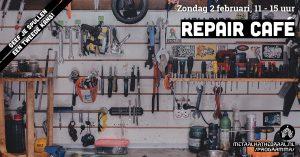 Repair Café @ Metaal Kathedraal @ Metaal Kathedraal
