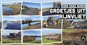 Groetjes uit Rijnvliet - buren bijeenkomst 10 februari 2020