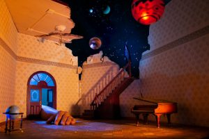 Nationaal Theaterweekend: Ruimtevlucht 8+ @ Podium Hoge Woerd