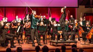 Nederlands Vioolconcours en -festival @ Podium Hoge Woerd