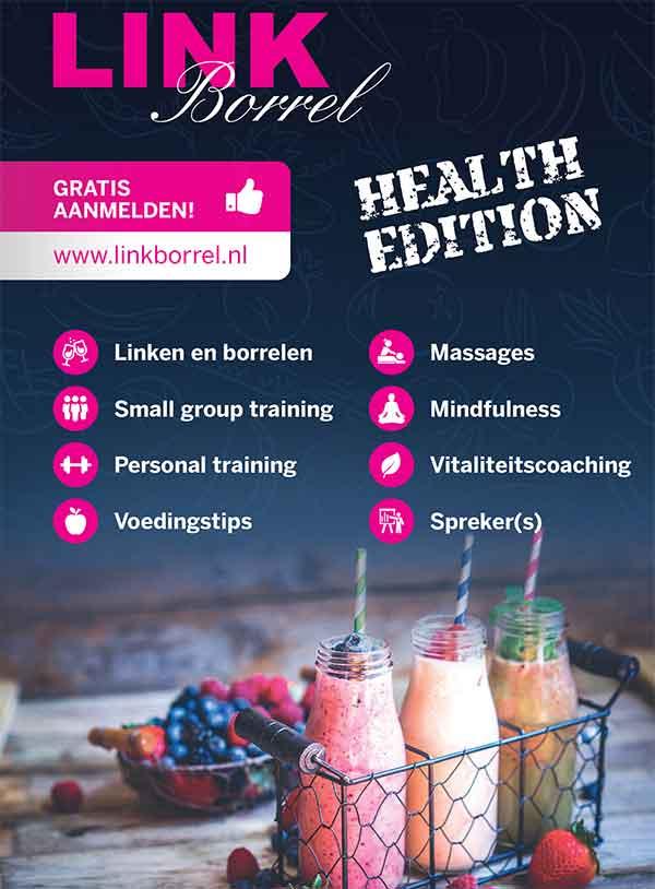 LINKborrel Health Edition