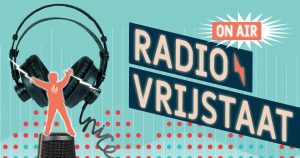 RADIO VRIJSTAAT @ Het Gebouw, expo-ruimte De Vrijstaat