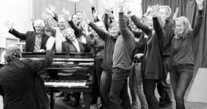 Open repetities Kamerkoor Estrivo voor 'Una Vuelta Cantada' @ Lombok, Utrecht