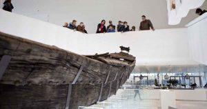 Ontdekkingsroute Museum Hoge Woerd