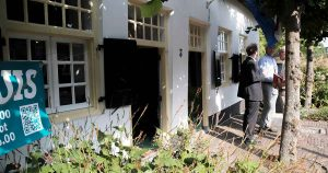 Historische Café @ Broederschapshuisjes