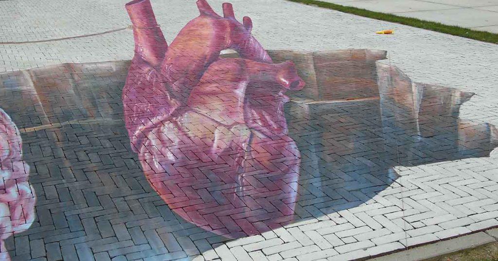 Leon Keer - 3D kunst_foto_hp_van_rietschoten
