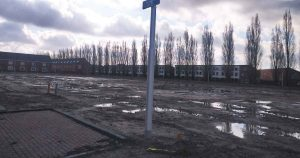 bouwplaats nieuwbouwproject Laurierkwartier_in_hoge_weide_foto_hp_van_rietschoten