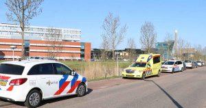 Patiënt uit ziekenhuis gaat op stap en loopt de sloot in2_foto_112mediautrecht
