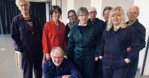 Theatergroep De Hangouderen op zoek naar nieuwe voorzitter