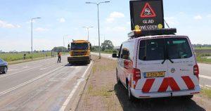 Kilometers lang spoor van vloeistof tussen De Meern en Montfoort_4_foto_112mediautrecht