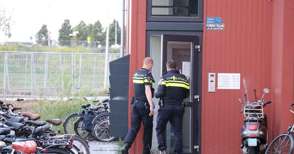 Aanhouding en gewonde na steekincident in Leidsche Rijn _1_foto_112mediautrecht