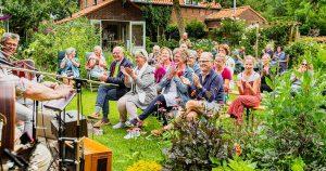Struinen in de Tuinen   Foto: Maarten J Eykman