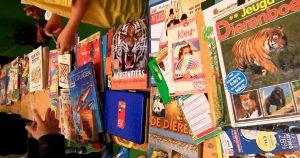 Programma Kinderboekenweek Brede School Het Zand/Bouwspeeltuin Voorn @ Brede School Het Zand/Bouwspeeltuin Voorn
