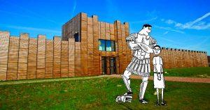 Nurdius Maximus in cmuseum hoge woerd