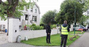 Politie ontmantelt drugslab in Vleuten_3_foto_112mediautrecht